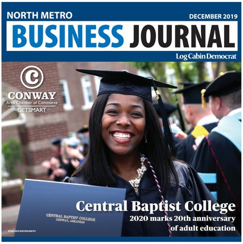 Page 1 of 2020 marks 20th anniversary of Central Baptist College's adult education program