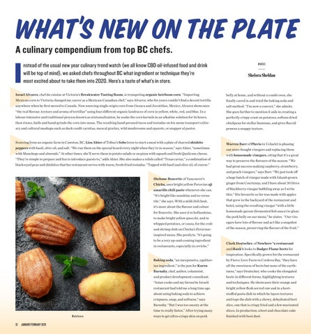 Page 32 of What's New on the Plate for 2020