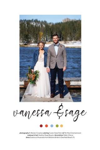 Page 134 of Vanessa & Sage