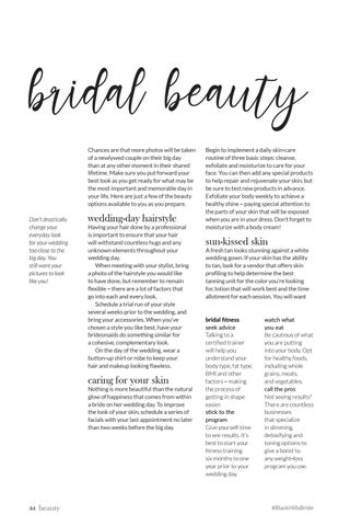 Page 46 of Bridal Beauty