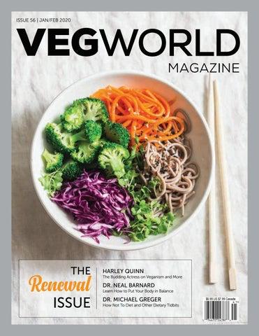 VEGWORLD 56 - The Renewal Issue
