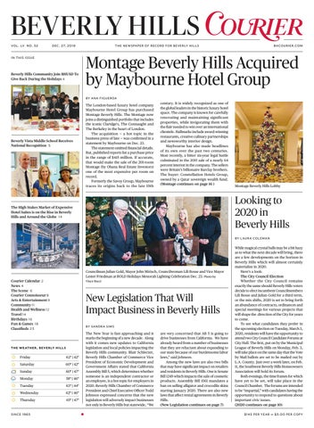 BH Courier Acquisition LLC Issuu