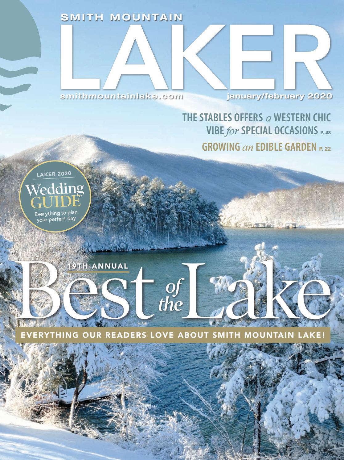 Jan./Feb. 2020 Smith Mountain Laker magazine by ... on