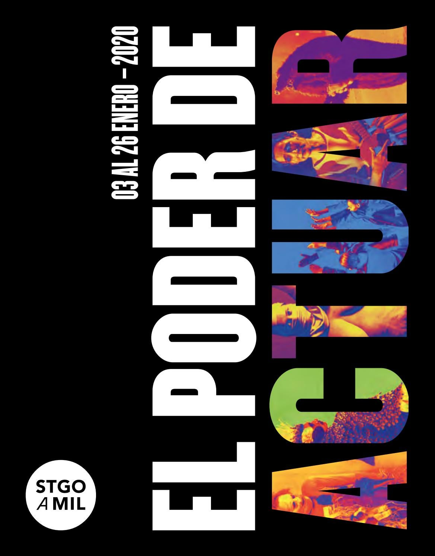 Catálogo Obras Santiago A Mil 2020 By Fundación Teatro A Mil
