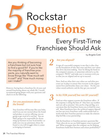 Page 36 of 5 Rockstar Questions Every First-Time Franchisee Should Ask
