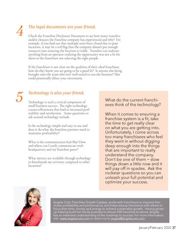 Page 37 of 5 Rockstar Questions Every First-Time Franchisee Should Ask