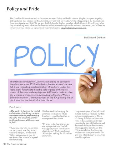 Page 38 of Policy