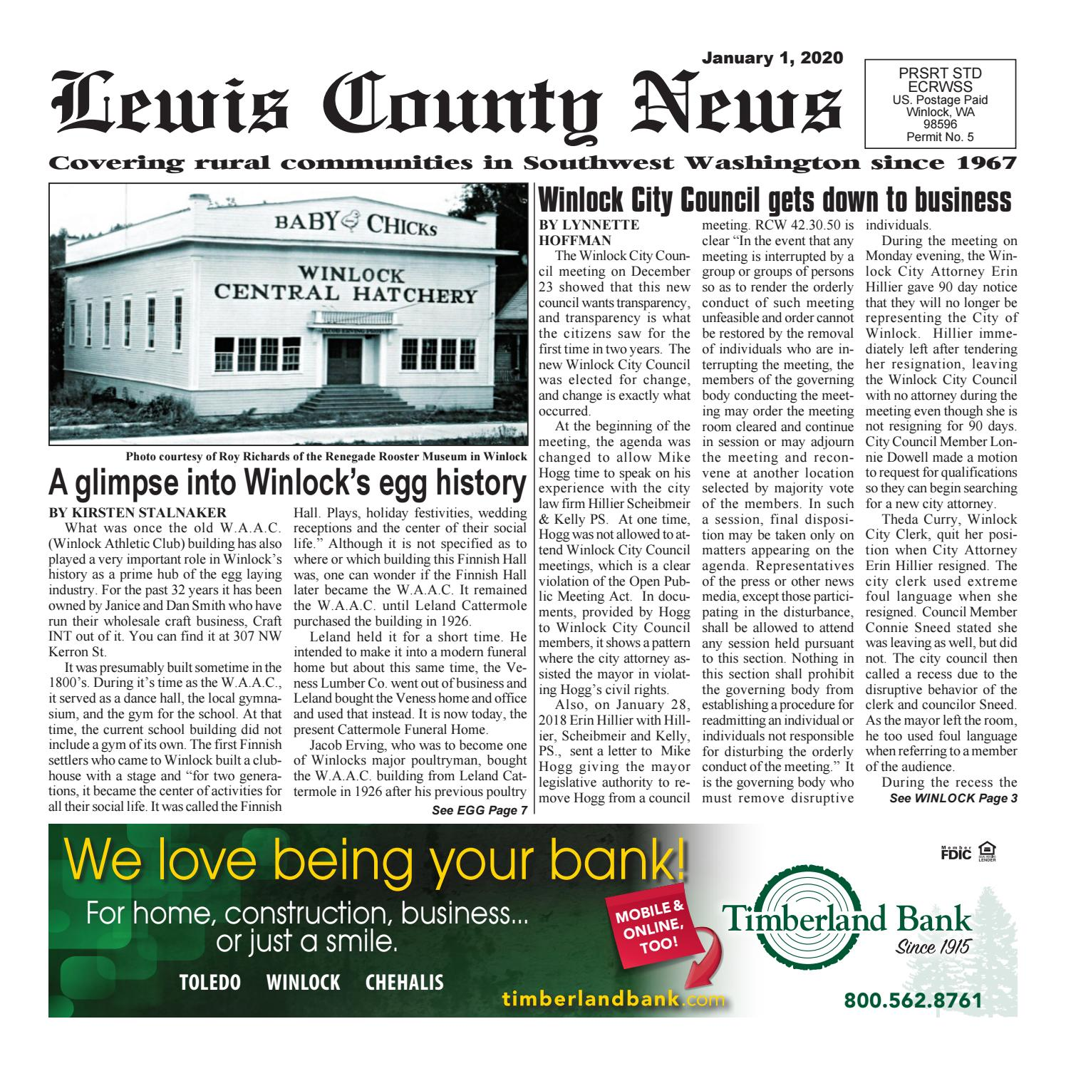 online buy wholesale large decorative baskets from china.htm january 1  2020 lewis county news by flannerypubs issuu  january 1  2020 lewis county news by