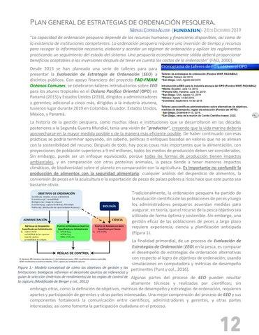 Page 13 of PLAN GENERAL DE ESTRATEGIAS DE ORDENACIÓN PESQUERA