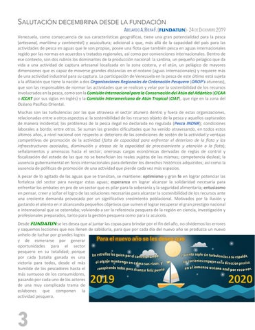 Page 4 of SALUTACIÓN DECEMBRINA DESDE LA FUNDACIÓN