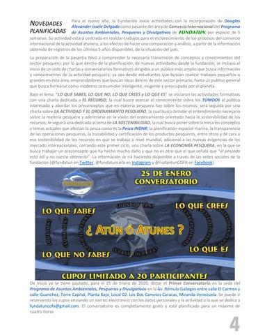 Page 5 of SALUTACIÓN DECEMBRINA DESDE LA FUNDACIÓN