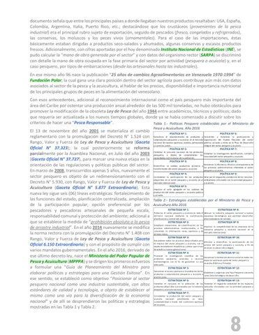 Page 9 of AÑO 2019: ¿RESILIENCIA EN EL SECTOR PESQUERO Y ACUÍCOLA VENEZOLANO?