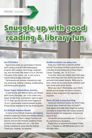 Page 40 of Snuggle up with good reading & library fun