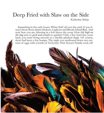 Page 20 of Deep Fried with Slaw on the Side, Katherine Seluja