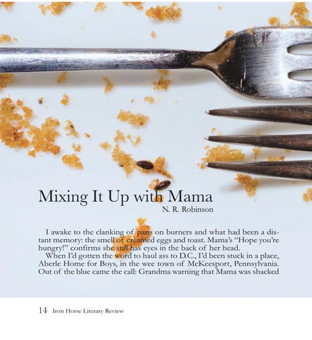 Page 22 of Mixing It Up with Mama, N. R. Robinson
