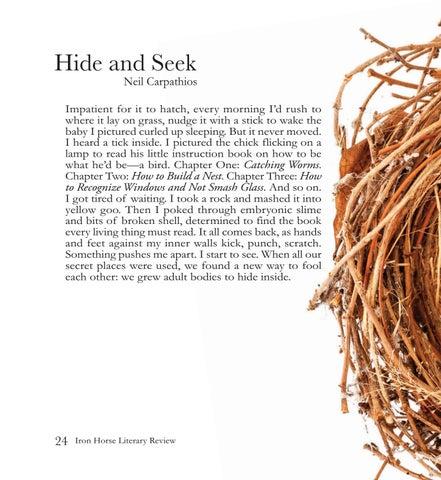 Page 32 of Hide and Seek, Neil Carpathios