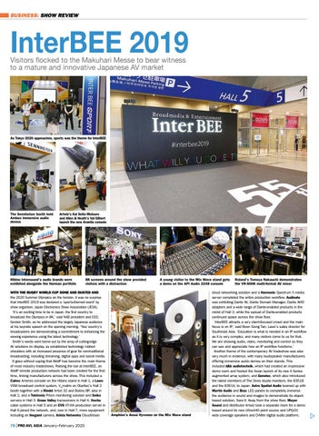 Page 78 of InterBEE 2019