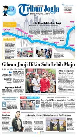 Kursi Kayu Bekas Jogja  tribun jogja 13 12 2019 by tribun jogja issuu