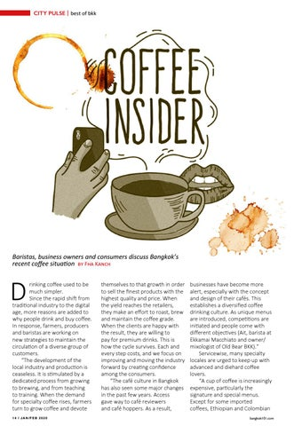 Page 14 of Coffee Insider