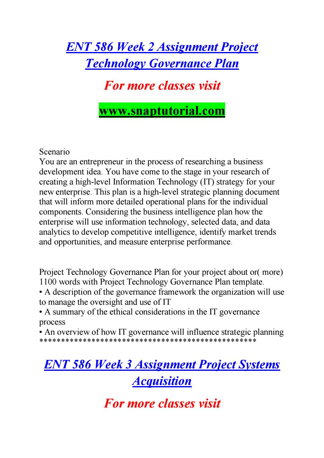Ent 586 Education Redefined Snaptutorial Com By Stevesonz171 Issuu