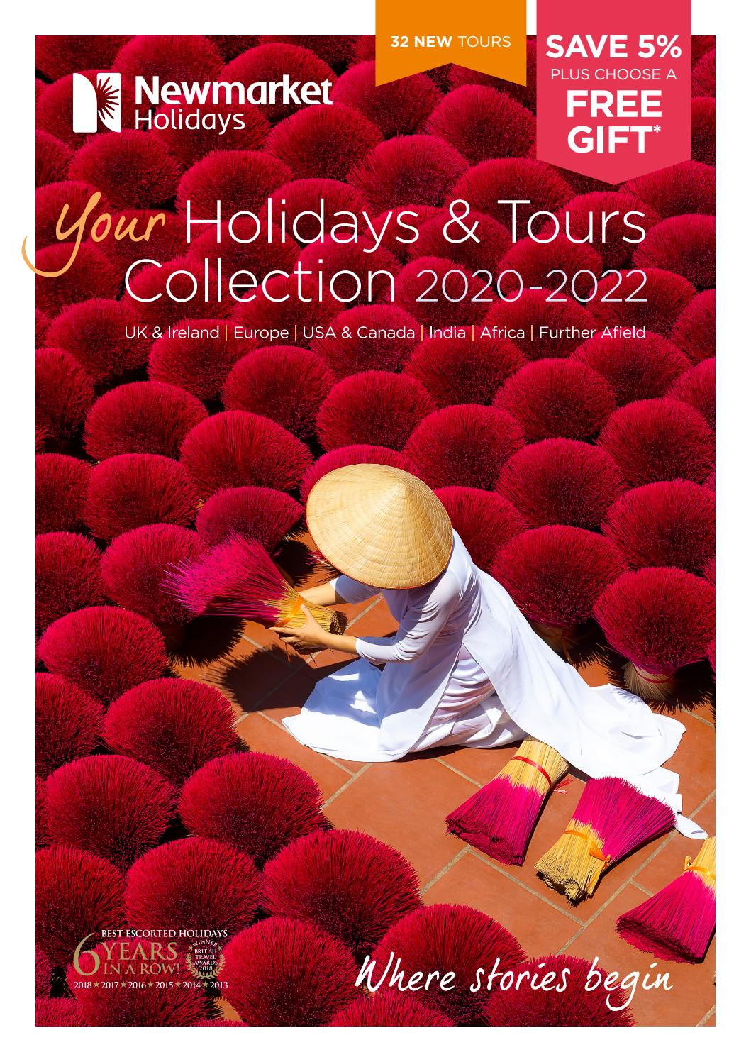 Your Holidays Tours Collection 2020 2022 By Newmarket Holidays Issuu