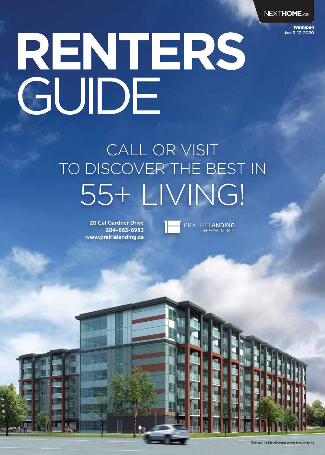 Winnipeg Renters Guide January 3 2020 By Nexthome Issuu