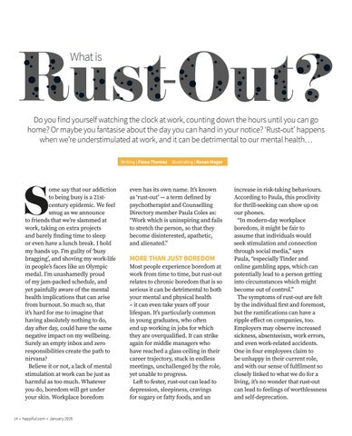 Page 14 of What is Rust-Out?