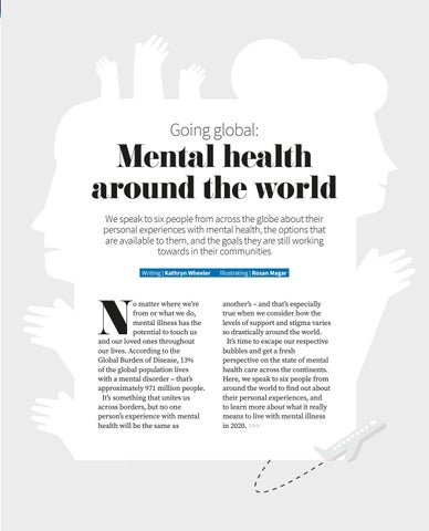Page 39 of Going global: Mental health around the world