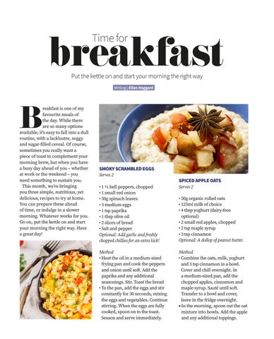 Page 66 of Time for breakfast