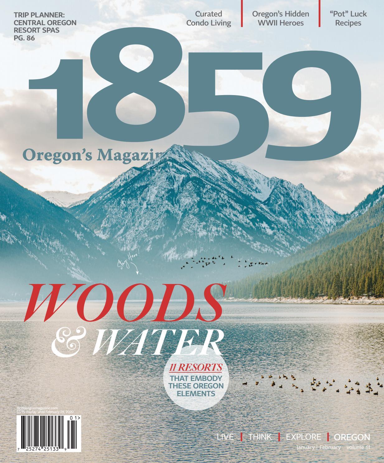 1859 Oregon S Magazine January February 2020 By Statehood Media Issuu