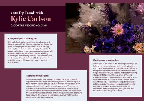 Page 13 of 2020 Top Trends with Kylie Carlson