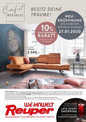 Reuper Comfort Republic 2020 By Perspektive Werbeagentur Issuu