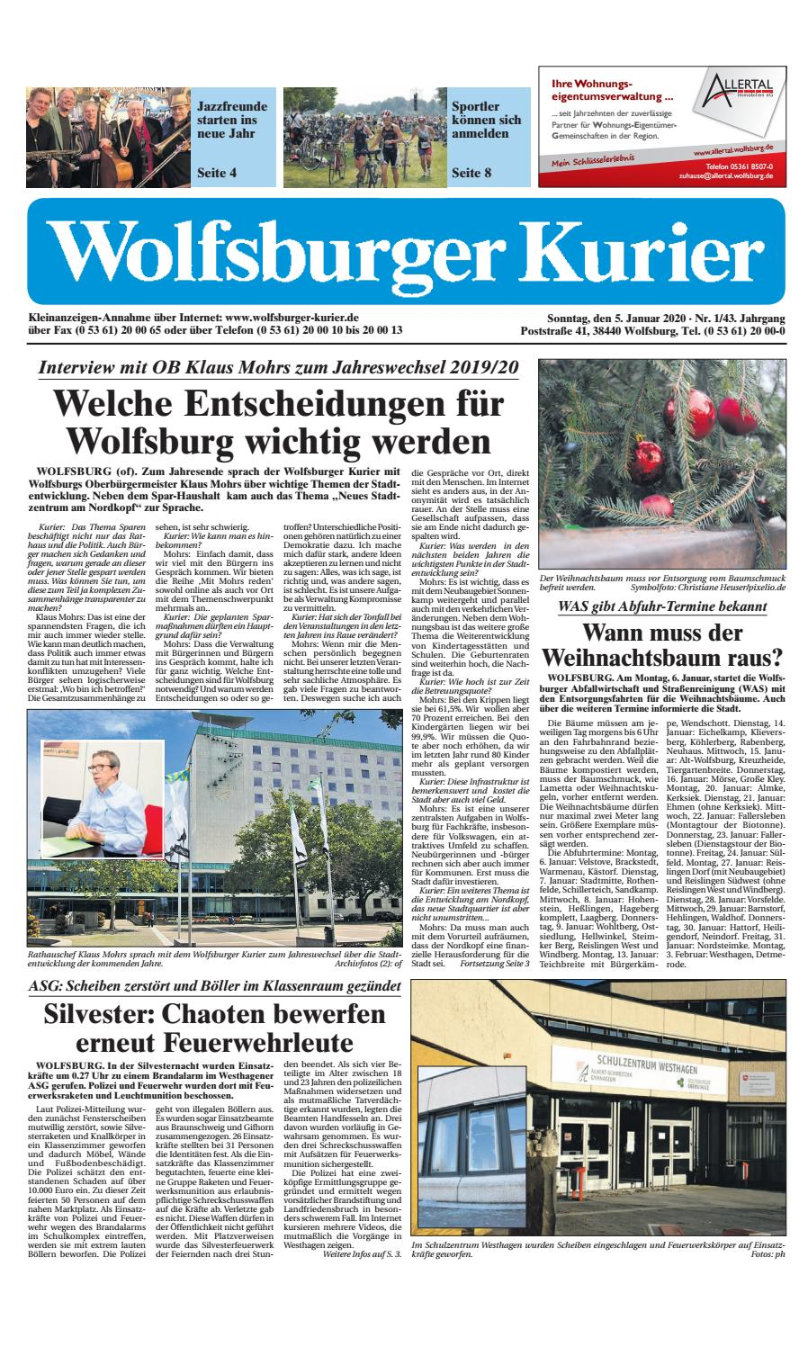 Wolfsburger Kurier by Wolfsburger Kurier issuu