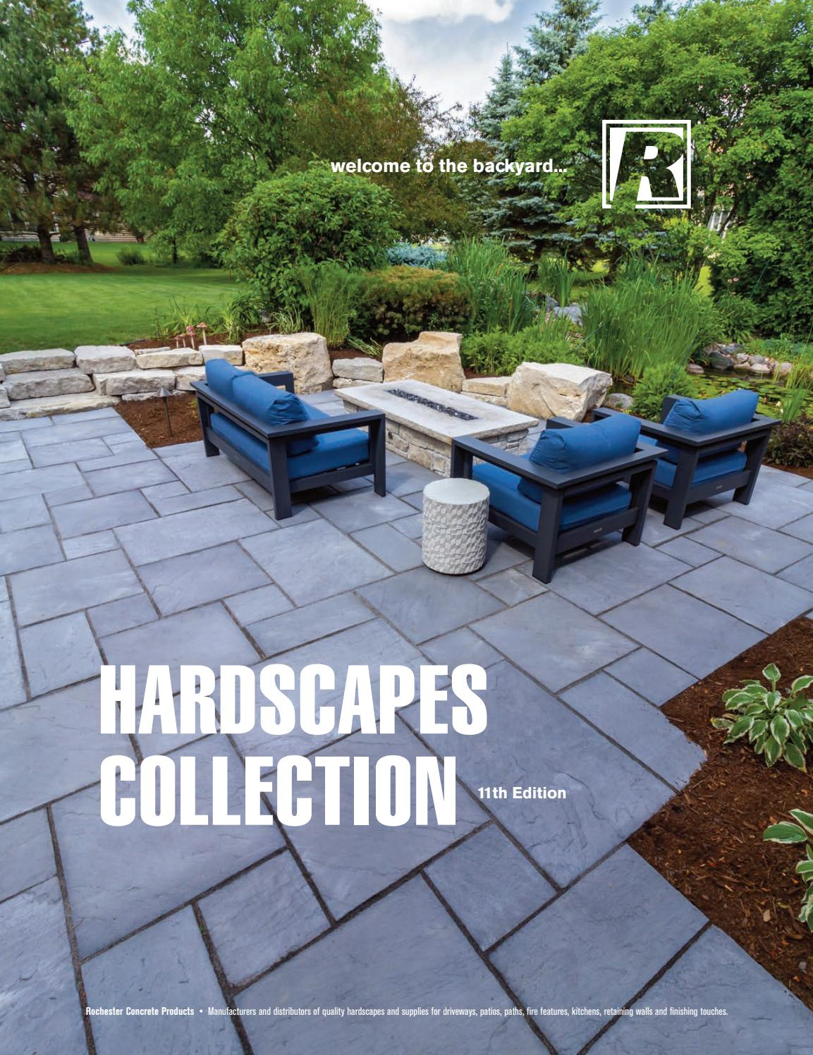 2020 Rcp Hardscapes Collection By Hardscapes Resource Library Issuu
