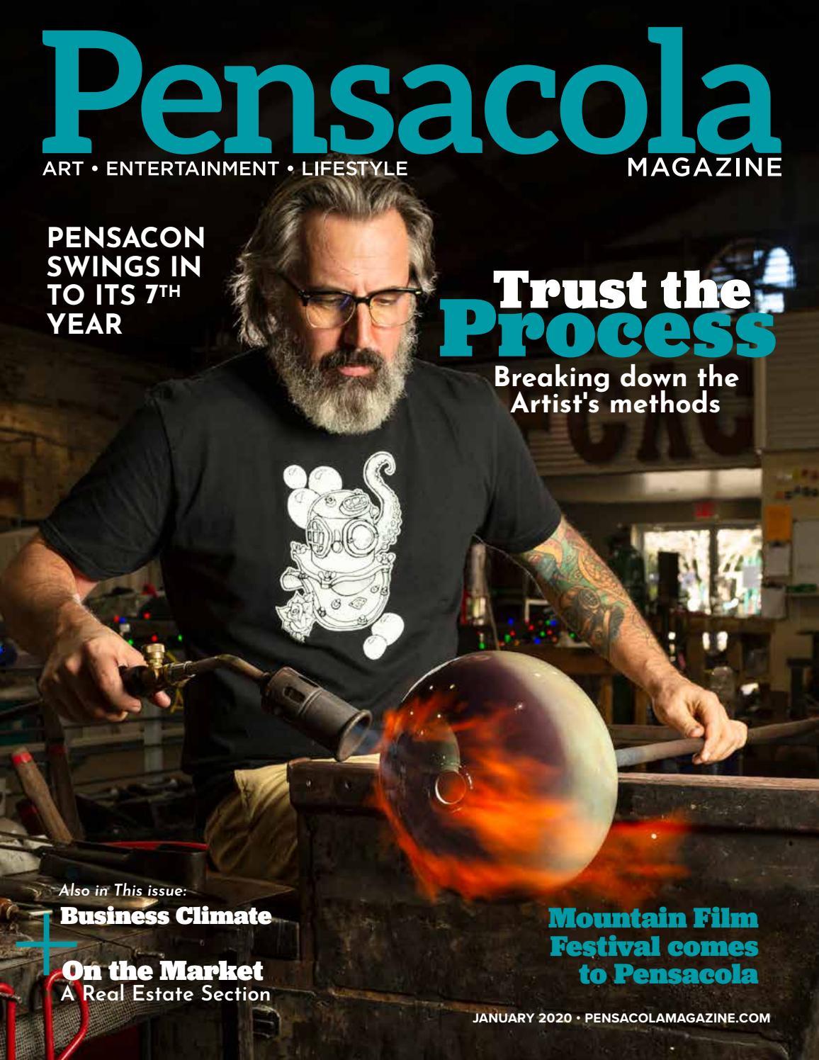 Pensacola Magazine January 2020 By Ballinger Publishing Issuu