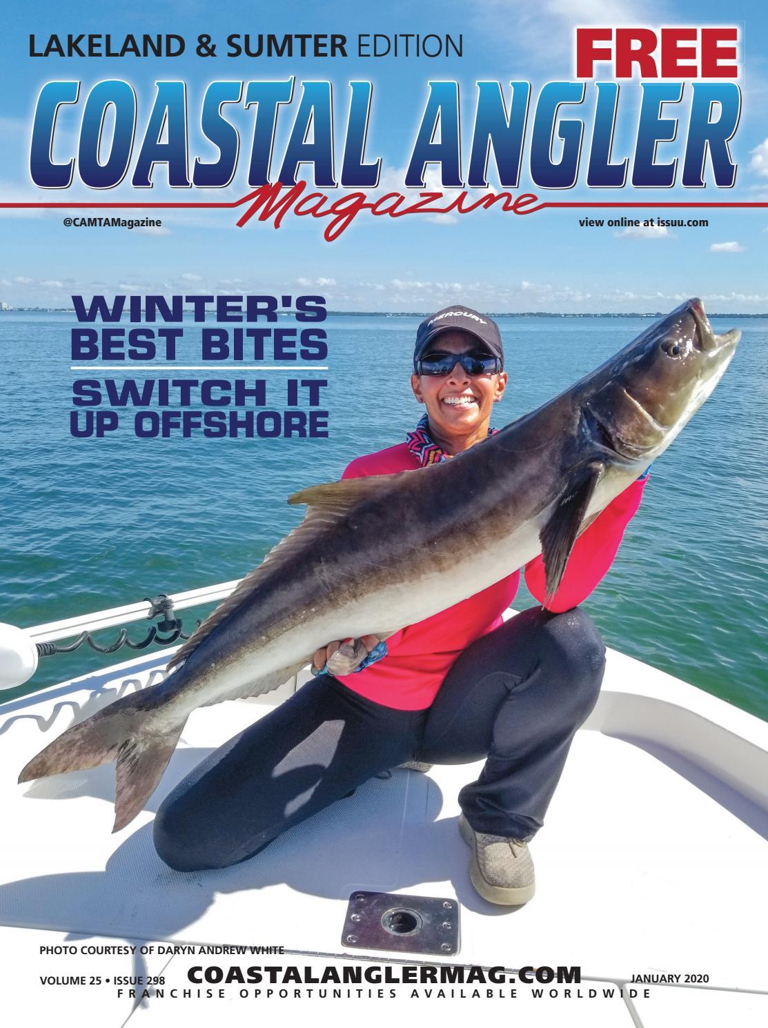 Muddy Muddy Christmas Lakeland Mudhole 2020 Coastal Angler Magazine | January 2020 | Lakeland & Sumter Edition