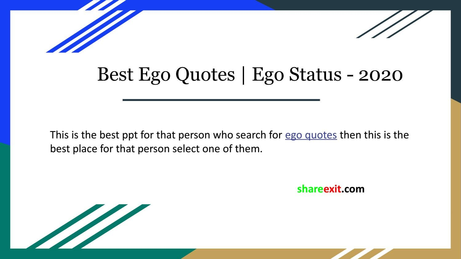 ego quotes quotes about ego egotism egos by shareexit issuu