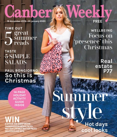 Canberra Weekly Magazine Issuu