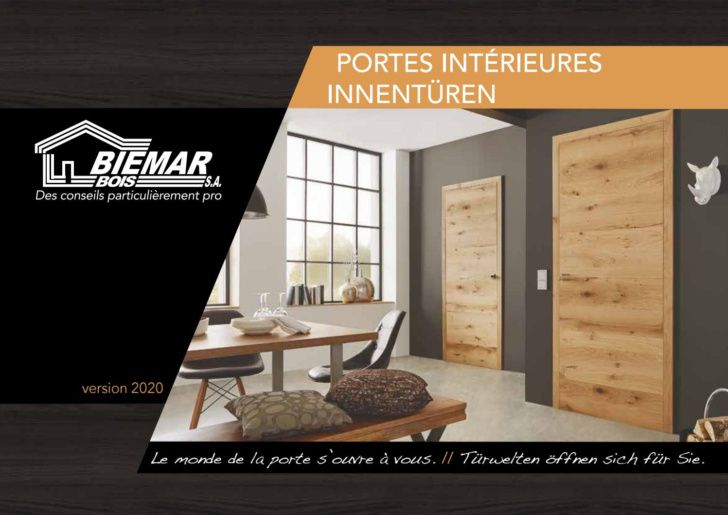 Catalogue porte by BIEMAR - issuu