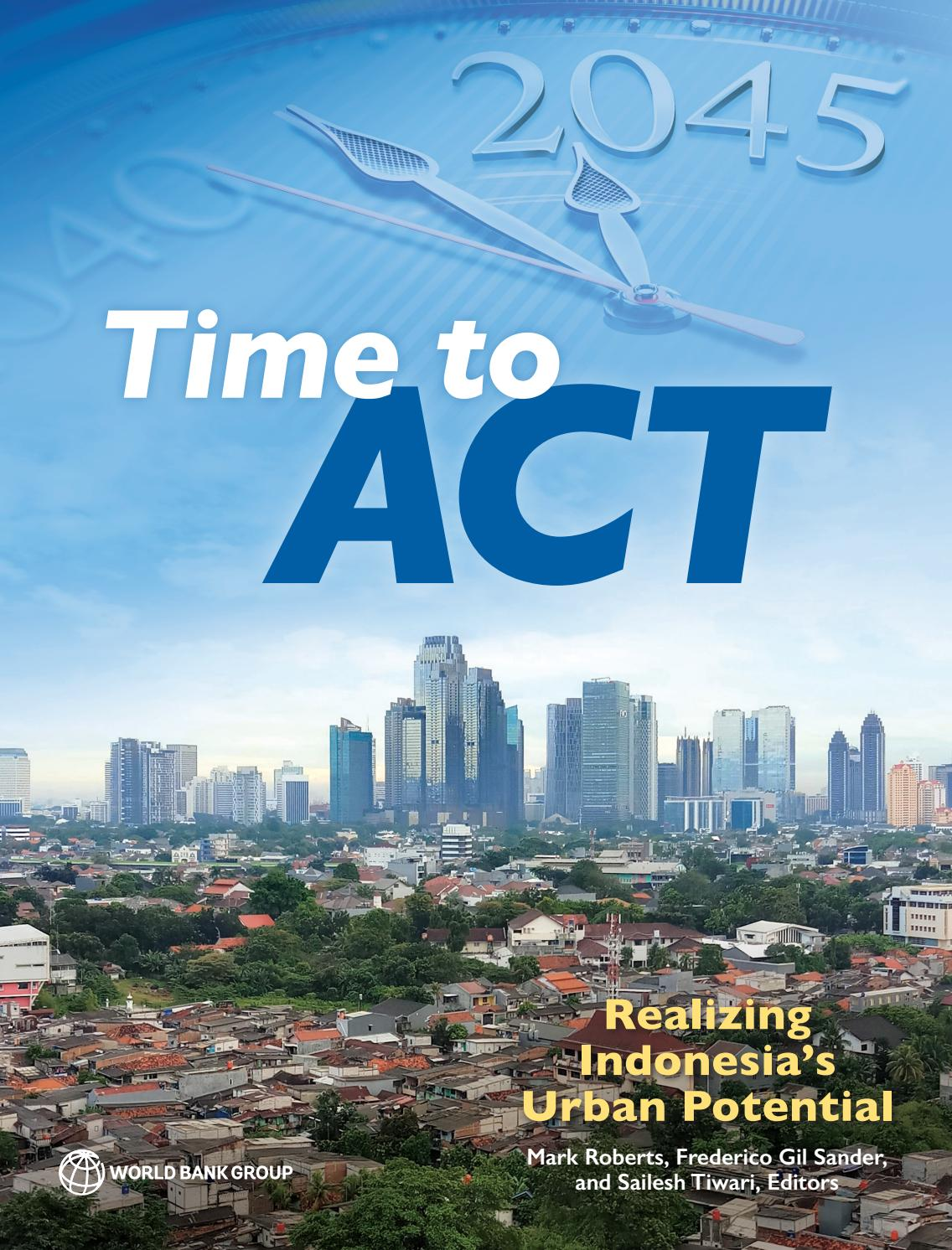 Time To Act By World Bank Group Publications Issuu