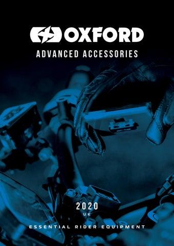 Oxford Black Chain8-8mm X 1m Road Bike Lock