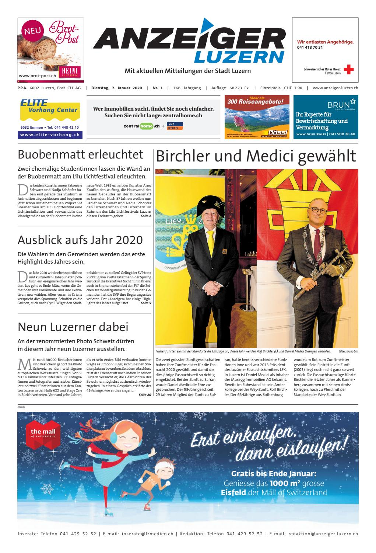 Gastronomie - Zofinger Tagblatt
