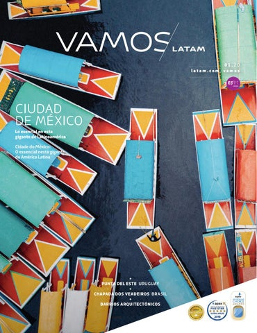 Vamos Latam Enero 2020 By Bookmark Content And