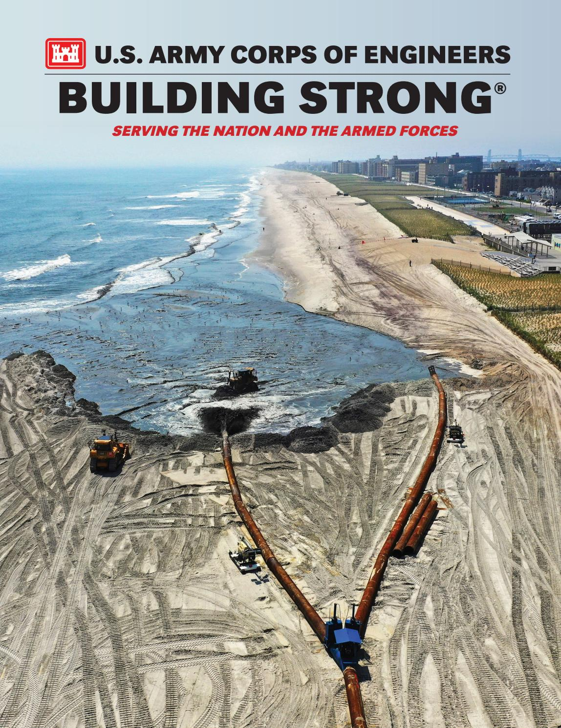 U S Army Corps Of Engineers Building Strong 2020 Edition By Faircount Media Group Issuu