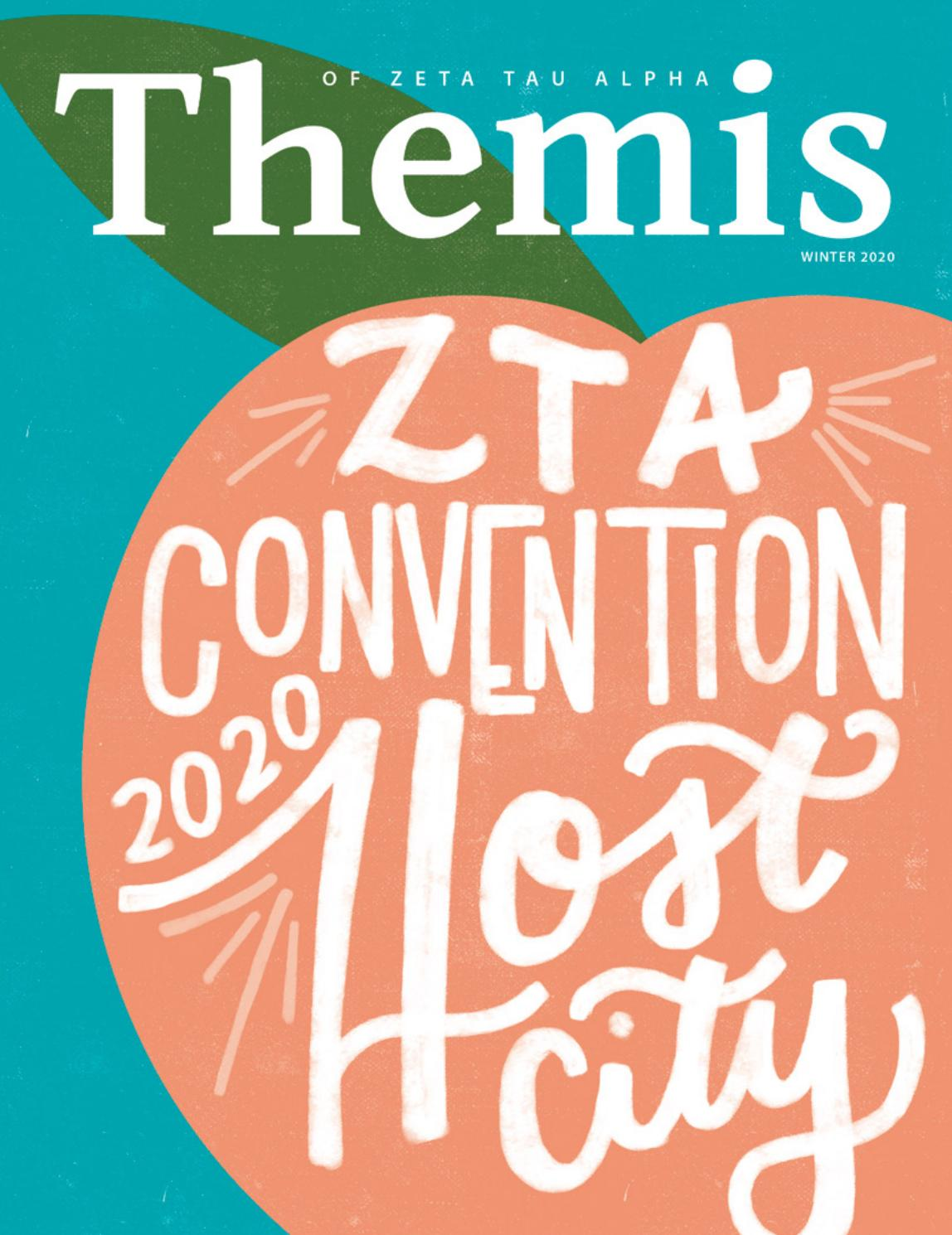 2020-2022 Pontiac Christmas Tournament Winner Themis—Winter 2020 by Zeta Tau Alpha   issuu