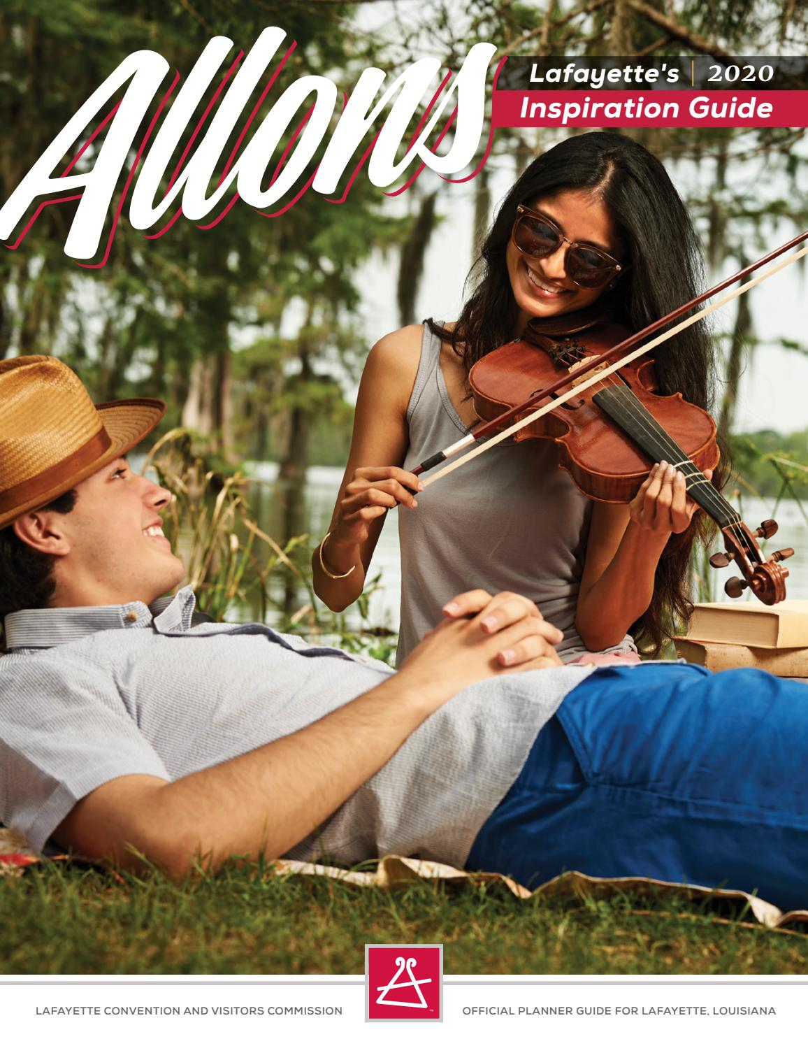 Cma Christmas 2020 Cast Violinist Allons Inspiration Guide by Lafayette Travel (2020) by Lafayette