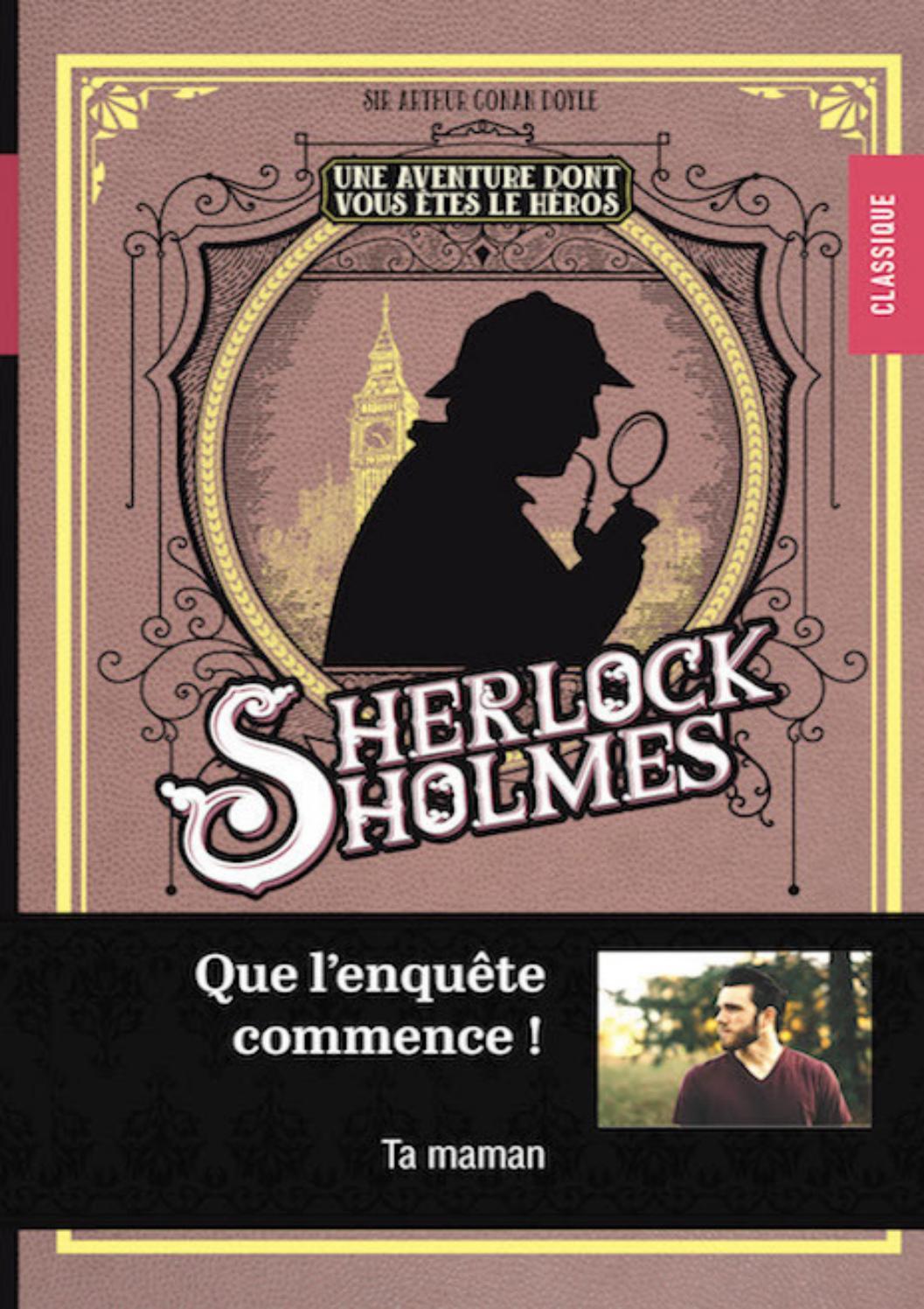 Sherlock Holmes Garçons Enfants Victorian Police Costume Robe Fantaisie Livre Jour