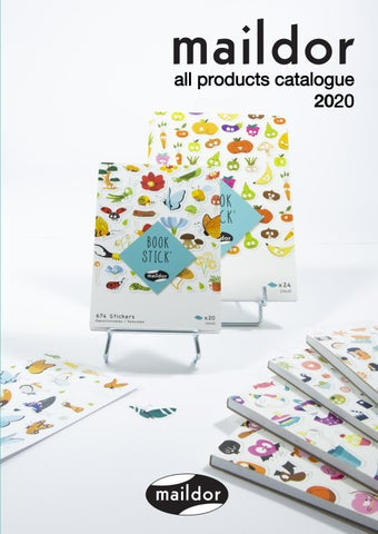 Maildor Catalogue 2020 By Exaclair Limited Issuu