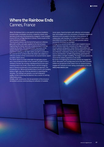 Page 27 of Where the Rainbow Ends: Cannes, France