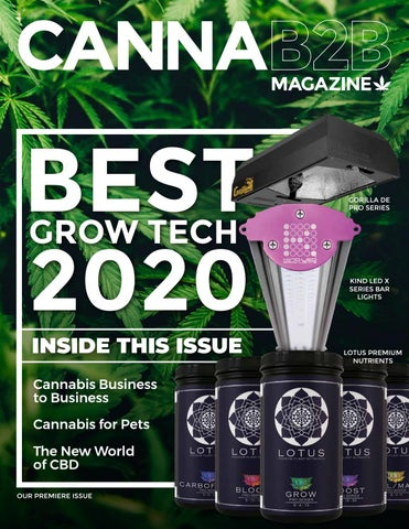 Page 1 of Cannabis Business To Business